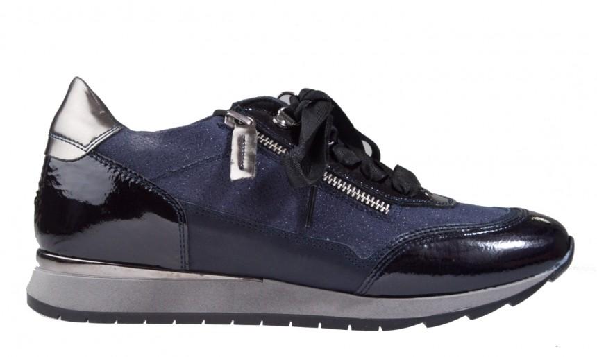 DL Sport 4038 blau Sneaker