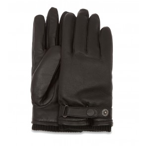 UGG Leather Belted Glove