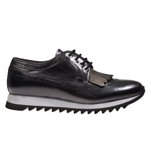 Calpierre D 345 zwart sneaker