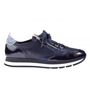 DL-Sport 4260 blau print Sneaker