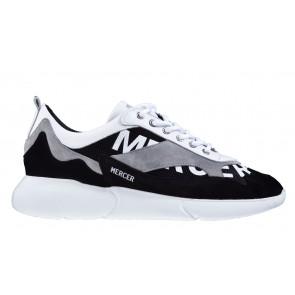 Mercer ME0274201292 W3RD Printed Mesh schwarz weiß Sneaker