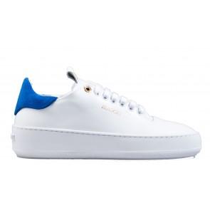 Mason Garments Roma 4F weiß royal blau Sneaker.
