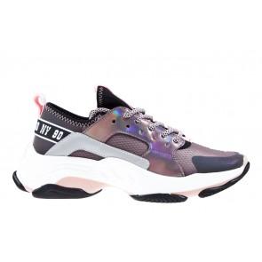 Steve Madden Ajax purple rose Sneaker