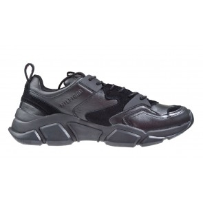 Tommy Hilfiger Chunky Leather Trainer