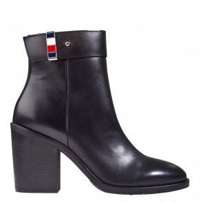 Tommy Hilfiger Corporate Hardware Bootie