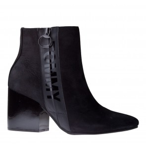Tommy Hilfiger Tommy jeans Zip Mid Heel Boot