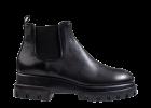 AGL D 756402 schwarz Chelsea Stiefelette