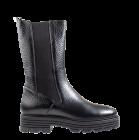 DL-Sport 6117 schwarz Leder Stiefel