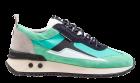 Floris van Bommel 16424/02GreenTextile Sneaker.