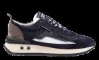 Floris van Bommel 16424/00BlackTextile Sneaker.