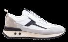 Floris van Bommel 16424/01 white Textile Sneaker