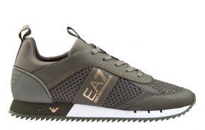 Armani X8X027 Olive grün Sneaker
