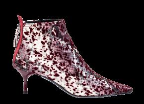 AGL D 163505 magenta multi rot Stiefelette