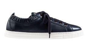AGL D936001 blau soft Leder Sneaker