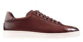 Bally Willie-Lux mitten braun Sneaker