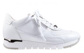 DL-Sport 5029 weiß Leder Sneaker