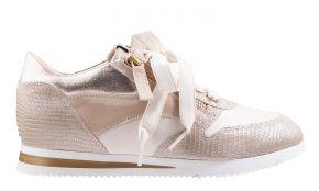 DL-Sport 5069 beigeLeder Sneaker.
