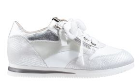 DL-Sport 5069 weiß Leder Sneaker