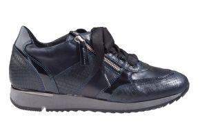 DL-Sport 4819 blau combi Sneaker
