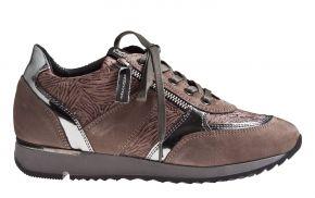 DL-Sport 4819 braun combi Sneaker.