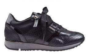 DL-Sport 4819 schwarz combi Sneaker.