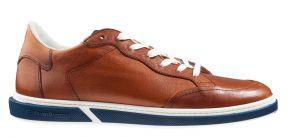 Floris van Bommel 13350/07G1/2 cognac leatherSneaker.