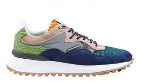 Floris van Bommel 16339/18G1/2SandSuède Sneaker.