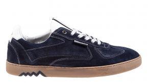 Floris van Bommel 16342/36 Navy Veloursleder Sneaker