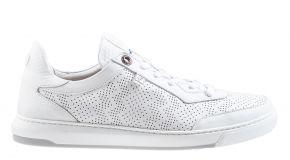 Floris van Bommel 85341/00WhiteCalfSneaker.