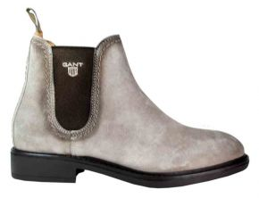 Gant Lydia taupe chelsea Stiefelette