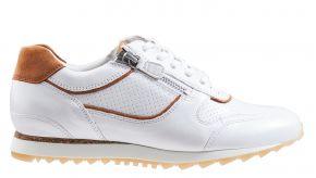 Hassia 30 1916-0629 H weiß Leder Sneaker