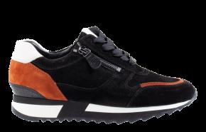 Hassia 2-30-2024 schwarz combi Sneaker