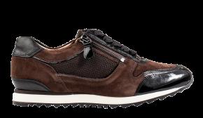 Hassia 2-30-1912 H dunkelbraun Sneaker