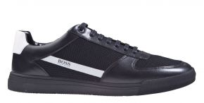 Hugo Boss Cosmopool-Tenn-mxme schwarz Sneaker