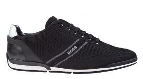 Hugo Boss Saturn-Lowp-Knig schwarz Sneaker