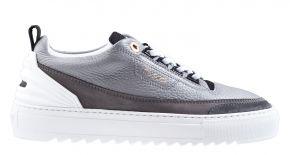Mason Garments Firenze 3H Leder/NabukDark Grey Sneaker.