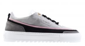 Mason Garments Firenze 5A Grey/Pink Sneaker