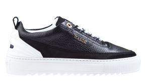 Mason Garments Firenze 3F Leder/Nabuk/Veloursleder black Sneaker