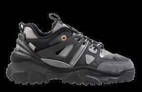 Mason Garments Genova 33A Calma Black Sneaker