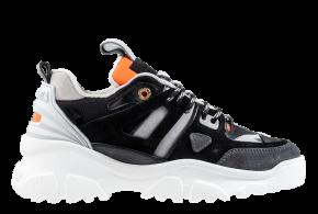 Mason Garments Genova33DCalma OrangeSneaker