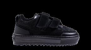 Mason Garments Kids Firenze 8B black Sneaker