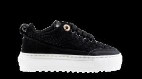 Mason Garments Kids Torino 4A black Sneaker