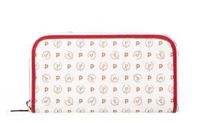 Pollini TE9001PP02 Brieftasche creme rot