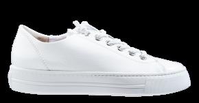 Paul Green 4081-018 weiß Lackleder Sneaker