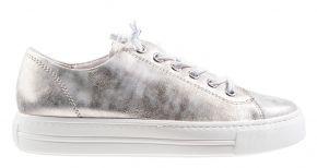 Paul Green 4081-038 antic silber Sneaker