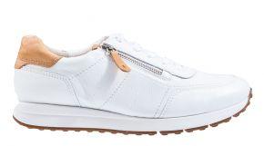 Paul Green 4085-048 weiß Leder Sneaker