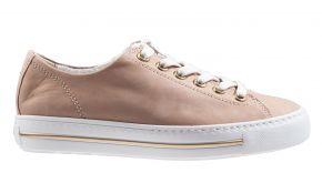 Paul Green 4704-428 beige Veloursleder Sneaker