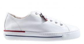 Paul Green 4760-008 weiß Leder Sneaker