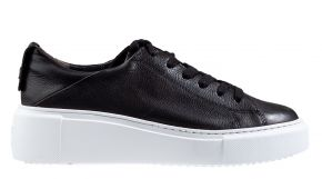 Paul Green 4836-078 schwarz Leder Sneaker
