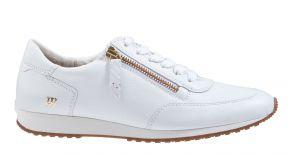 Paul Green 4979-138 weiß Leder Sneaker